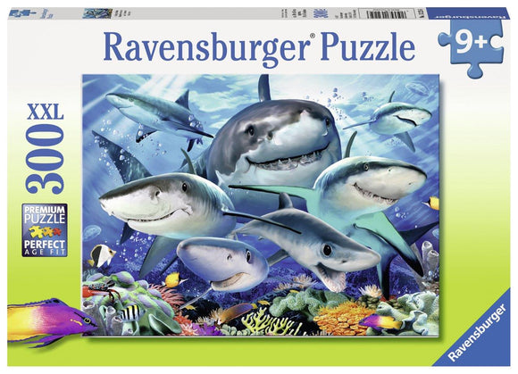 Ravensburger Puzzles & Games - Smiling Sharks