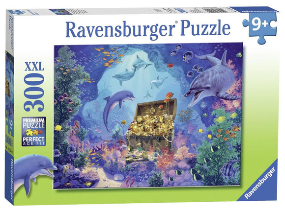Ravensburger Deep Sea Treasure - 300 pc Puzzles