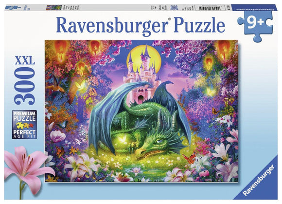 Ravensburger Forest Dragon - 300 pc Puzzles