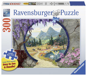 Ravensburger Into a New World - 300 pc Large Format