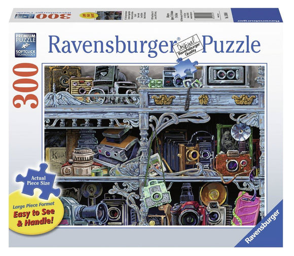 Ravensburger Camera Evolution - 300 pc Large Format