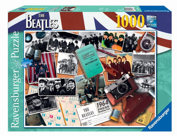 Ravensburger Beatles 1964: A Photographer's View - 1000 pc Puzzles