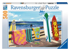 Ravensburger Hang Loose - 500 pc Puzzles