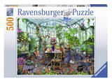 Ravensburger Greenhouse Morning - 500 pc Puzzles
