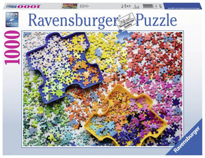 Ravensburger The Puzzler's Palette - 1000 pc Puzzles