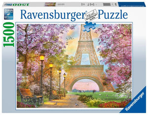 Ravensburger A Paris Stroll - 1500 pc Puzzles