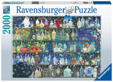 Ravensburger Poisons and Potions - 2000 pc Puzzles