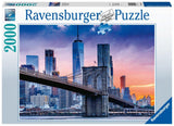 Ravensburger Skyline New York - 2000 pc Puzzles