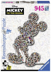 Ravensburger Shaped Mickey - 1000 pc Puzzle