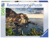 Ravensburger Cinque Terre Viewpoint - 1500 pc Puzzles
