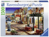 Ravensburger Paris's Secret Corner - 1500 pc Puzzles