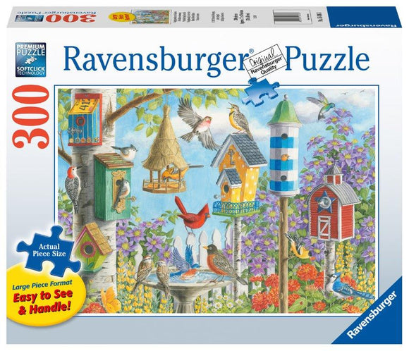 Ravensburger Home Tweet Home - 300 pc Puzzles