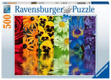 Ravensburger Floral Reflections - 500 pc Puzzles