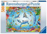 Ravensburger Cave Dive - 500 pc Puzzles