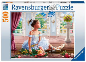 Ravensburger Sunday Ballet - 500 pc Puzzles