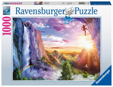 Ravensburger Climber's Delight - 1000 pc Puzzle