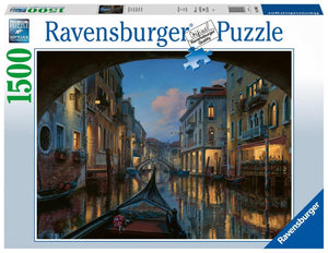 Ravensburger Venetian Dreams - 1500 pc Puzzles