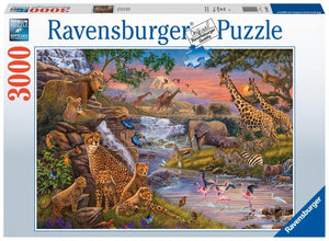 Ravensburger Animal Kingdom - 3000 pc Puzzles