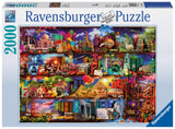 Ravensburger World of Books - 2000 pc Puzzles