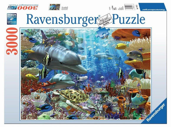 Ravensburger Puzzles & Games - Oceanic Wonders