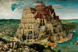 Brueghel the Elder: The Tower of Babel - Jouets Choo Choo