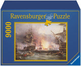 Ravensburger Bombardment of Algiers - 9000 pc Puzzles
