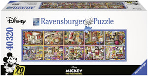 Ravensburger Disney Making Mickey's Magic - 40,000 pc Puzzle