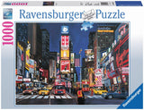 Ravensburger Times Square, NYC  - 1000 pc Puzzles