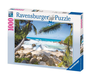 Ravensburger Seaside Beauty - 1000 pc Puzzles