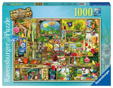 Ravensburger The Gardener's Cupboard Colin Thompson - 1000 pc Puzzles