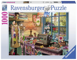 Ravensburger The Sewing Shed  - 1000 pc Puzzles