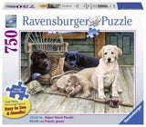 Ravensburger Ruff Day - 750 pc Large Format