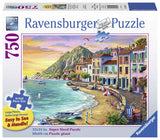 Ravensburger Romantic Sunset - 750 pc Large Format