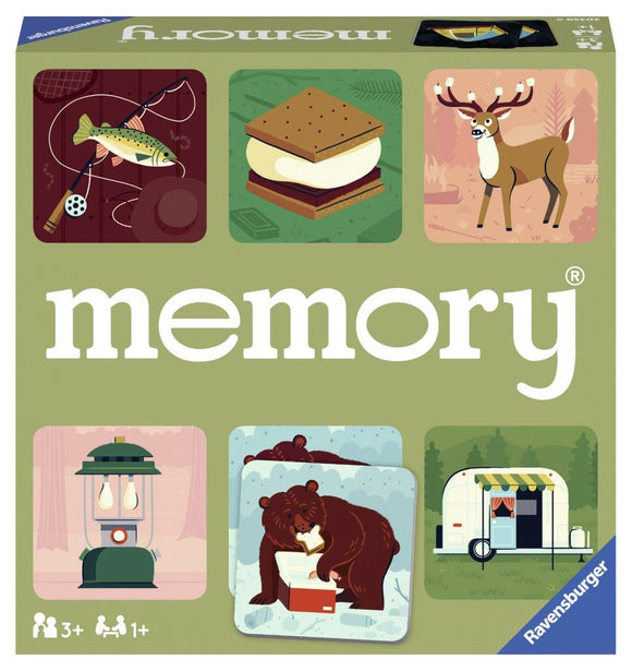 Ravensburger Memory Great Outdoors Children's Games
