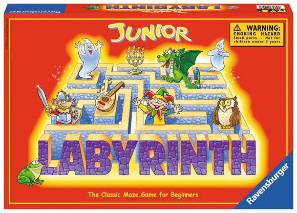 Ravensburger Junior Labyrinth Children's Games