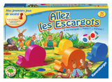 Ravensburger Puzzles & Games - Snail's Pace Race French Version