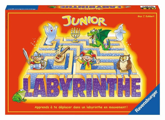 Ravensburger Puzzles & Games - Junior Labyrinth French Version