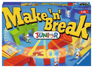 Ravensburger Make 'N' Break Junior    Children's Games