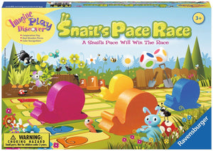 Ravensburger Snail's Pace Race  Children's Games