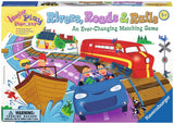 Ravensburger Rivers, Roads & Rails Children's Games