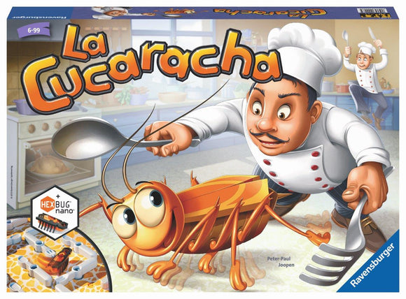 Ravensburger Bugs in the Kitchen French Version Family games