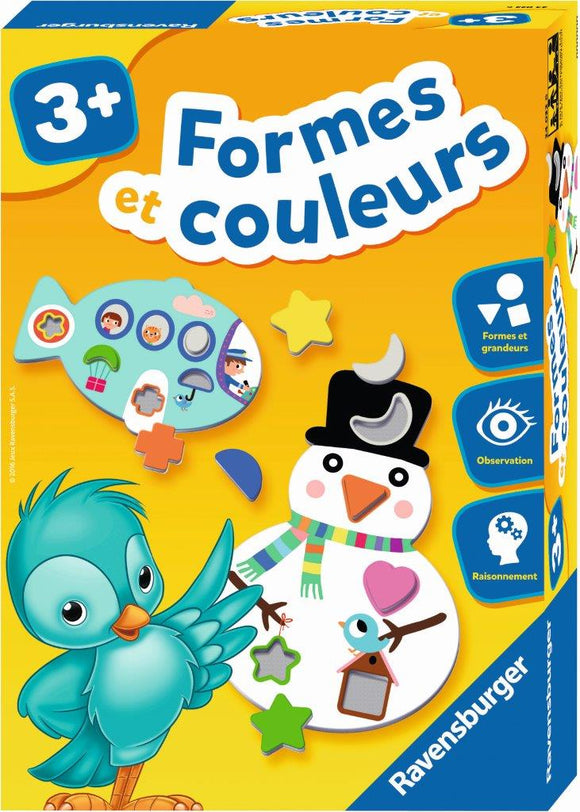 Ravensburger Formes et Couleurs Educational games