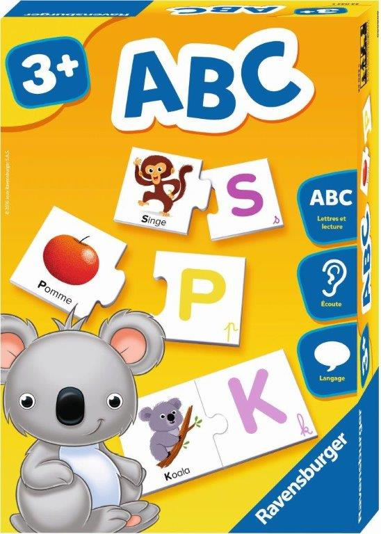 Ravensburger ABC Educational games