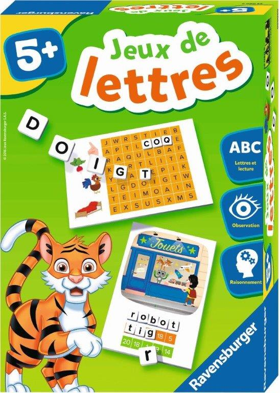 Ravensburger Jeux de lettres Educational games