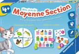Ravensburger Mes Jeux de Moyenne Section Educational games