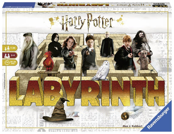 Ravensburger Puzzles & Games - Harry Potter Labyrinth