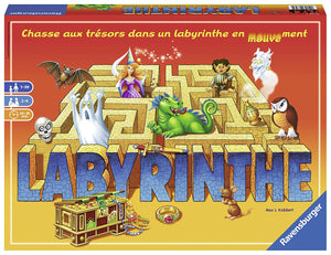 Ravensburger Labyrinth French Version Family Games