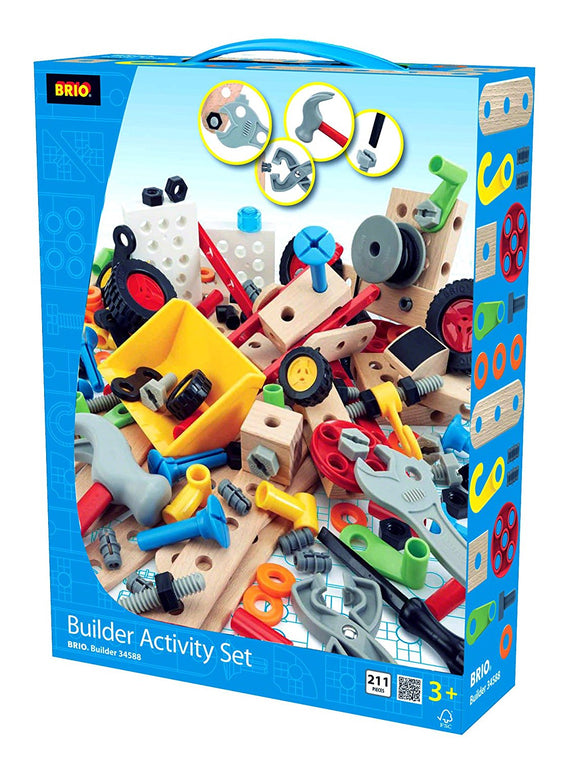 Builder Activity Set - Jouets Choo Choo