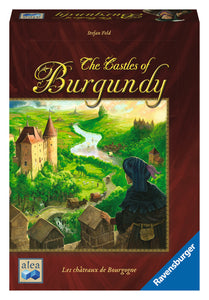 Ravensburger Puzzles & Games - The Castles of Burgundy