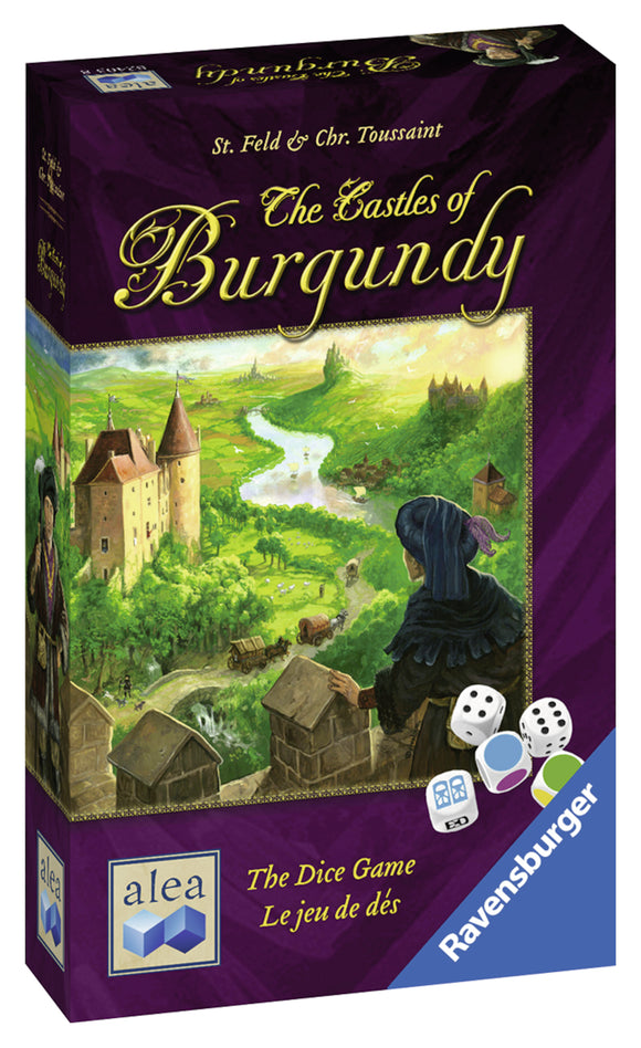 Ravensburger Puzzles & Games - The Castles of Burgundy - The Dice Game